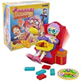 TOMY Greedy Granny  Children's Surprise Action Game for 2 to 4 Players  Suitable From 5 years