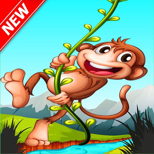 runner monkey forest (Jungle Finish)