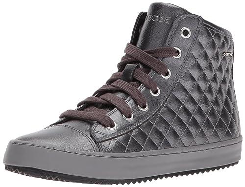 Geox J Kalispera F, Zapatillas Altas para Niñas: Amazon.es: Zapatos y complementos