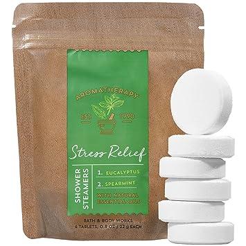 Amazoncom Bath And Body Works Aromatherapy Eucalyptus Spearmint