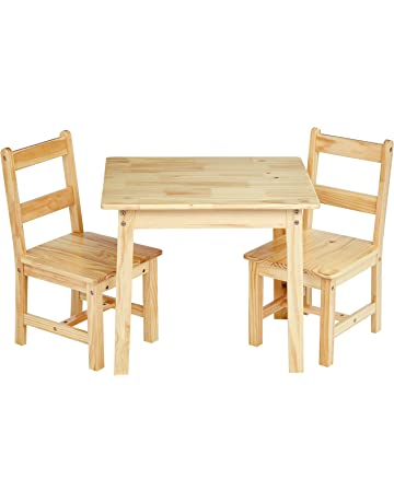 Awe Inspiring Kids Table Chair Sets Amazon Com Machost Co Dining Chair Design Ideas Machostcouk