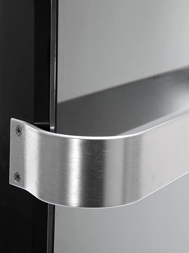 Purline ZAFIR V600T - Radiador Toallero Eléctrico de Cristal Templado y Control por App WIFI, Plateado: Amazon.es: Hogar