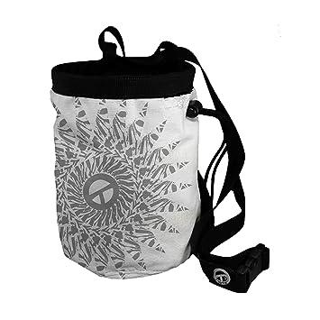 Charko WMCBSOLE016 - Bolsa de magnesio, Color Blanco: Amazon.es: Zapatos y complementos