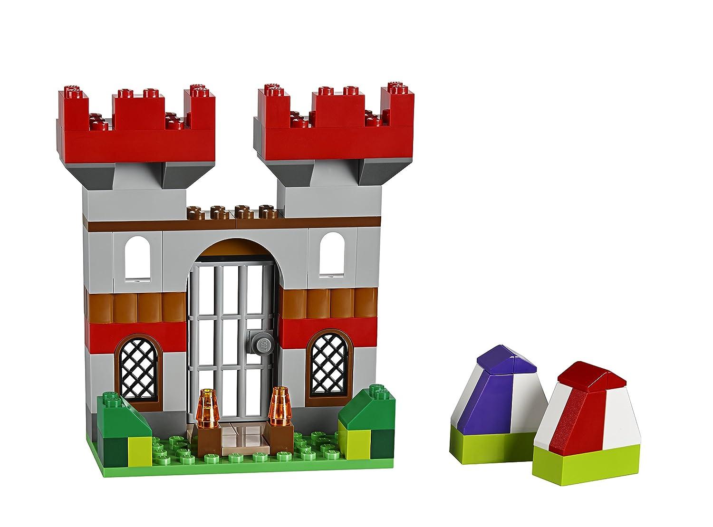 Caja de ladrillos LEGO Classic con 790 piezas por solo 55€