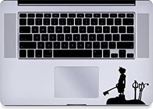 Kingdom - Hearts - Trackpad - Macbook - Decal - Keyboard