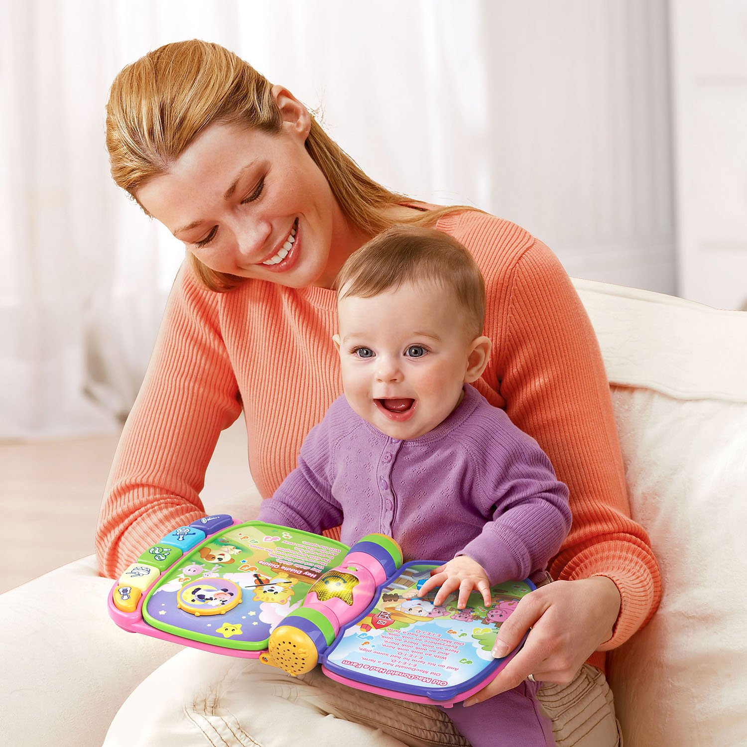 Educational Toys For 6 month -3 Years Olds Toddler Musical ...