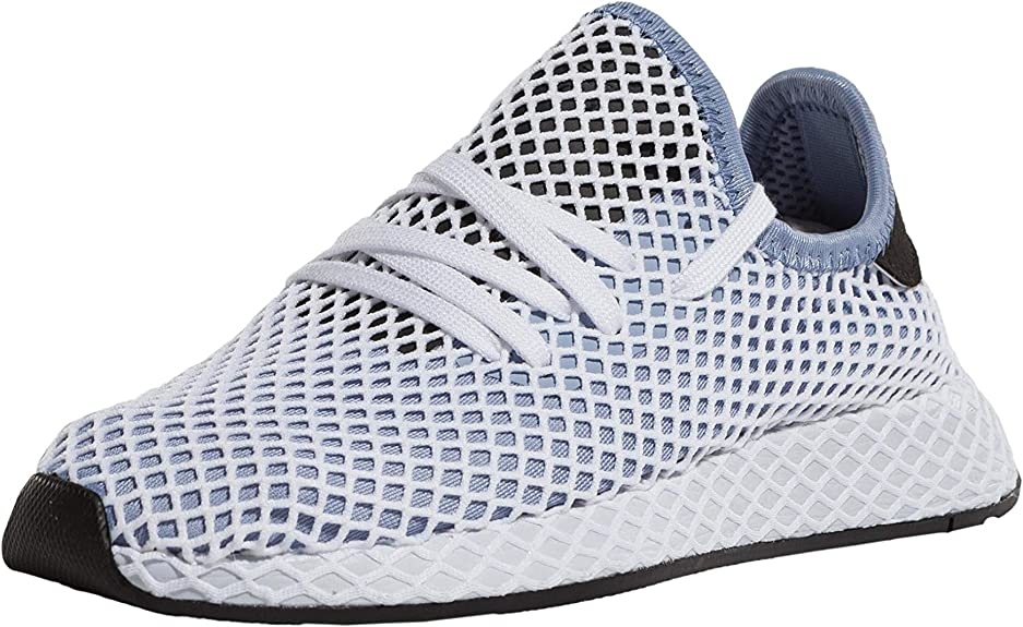 Adidas Deerupt Runner Trainers Blue 3.5
