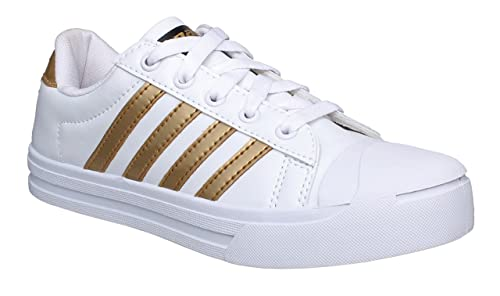 be5417f368 Image Unavailable. Image not available for. Colour: Sparx Women's Shoes ( White ...