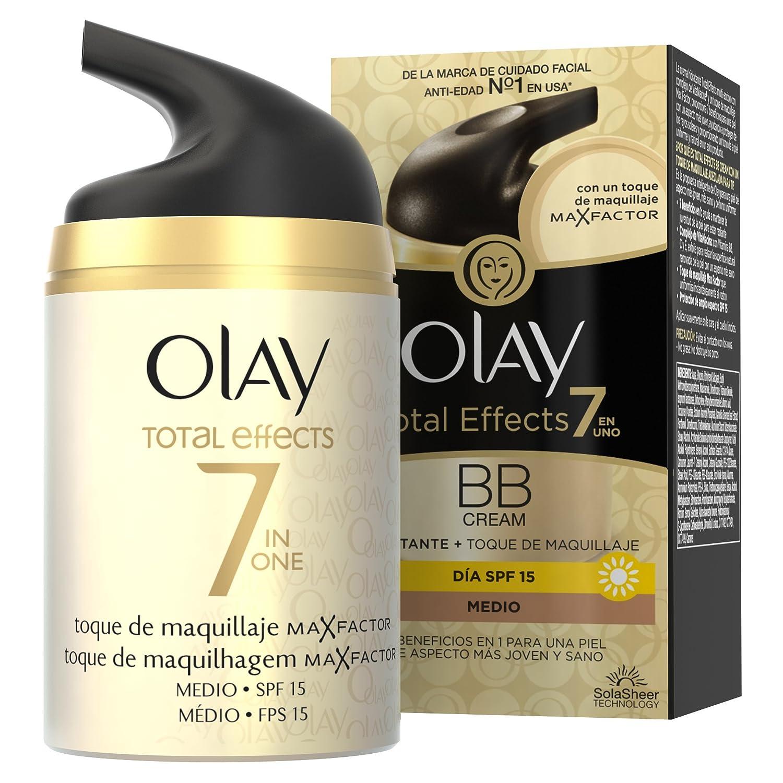 Olay Total Effects Crema con Toque de Maquillaje - 50 ml: Amazon.es: Amazon Pantry