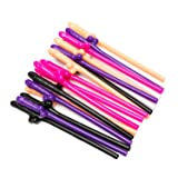 An unmarried woman Bachelor party Drinking Straw