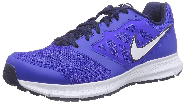 Nike Herren Downshifter 6 Laufschuhe  45.5 EU|Blau (Blau/Wei?)