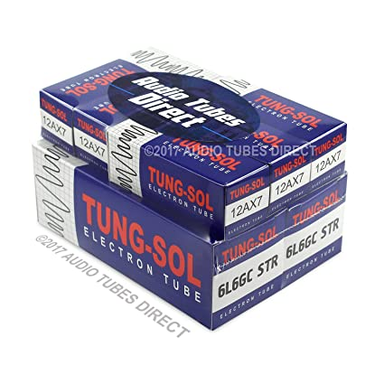 Tung-Sol Tube Upgrade Kit For Randall RT503H Amps 6L6GCSTR 12AX7
