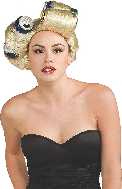 Rubies 3 51554 - Peluca lady Gaga para mujer (adulto): Amazon.es: Juguetes y juegos