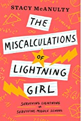 The Miscalculations Of Lightning Girl Paperback