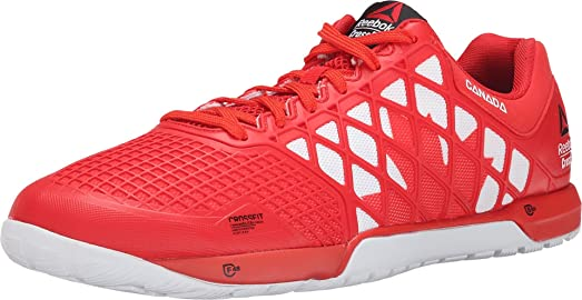 Men's Reebok Crossfit Nano 4.0 CANADA FlagPax Shoes Red M48435 (11.5)
