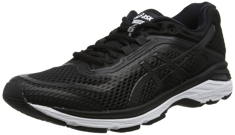 negro (negro blanco Carbon 9001) Asics Gt-2000 6, Hauszapatos de Running para mujer