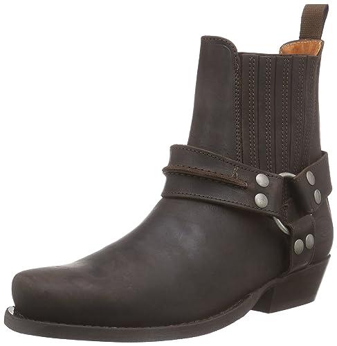 Dockers by Gerli 170102-007020, Men s Cowboy Boots, Brown (Cafe 020) 9b58cbb0dc