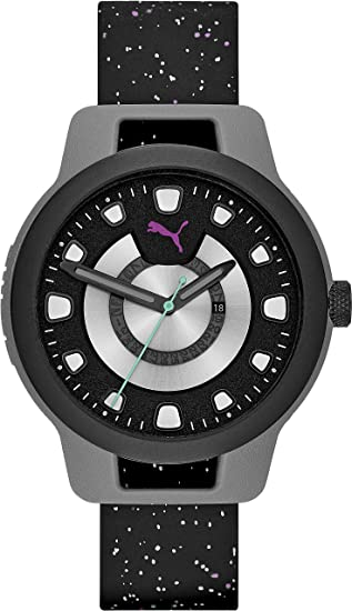 best website c25f2 3c895 Amazon | [プーマ] 腕時計 RESET P5010 メンズ 正規輸入品 ...