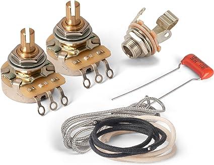 gibson sg pick up wiring diagram amazon com golden age premium wiring kit for gibson lp junior or  wiring kit for gibson lp junior