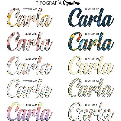 Nombres en Madera decorativos Nombres personalizados para decoración y hogar • Nombres Decorativos en madera • 30 cm   40 cm   50 cm