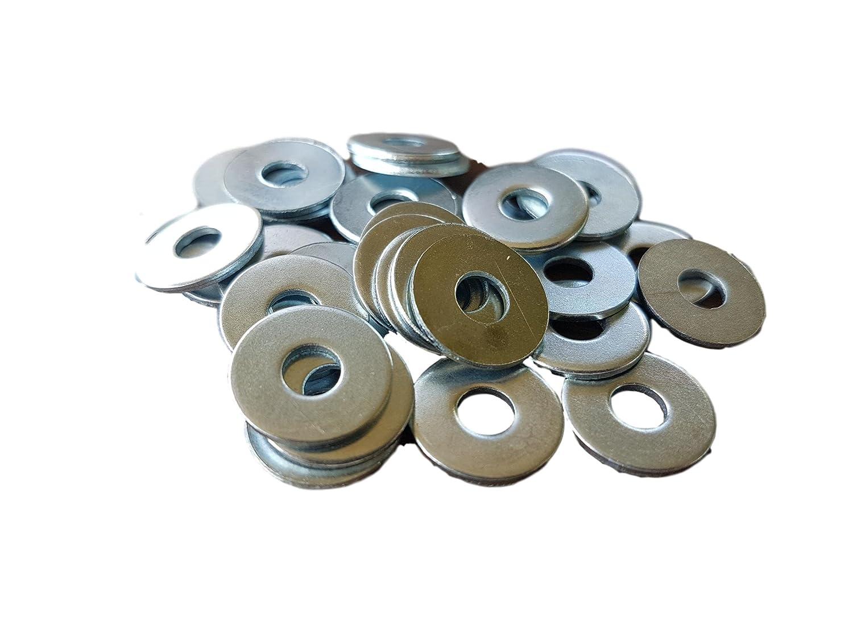 Lot de 50 Rondelle DIN 9021/Diam/ètre M16/A2/en acier inoxydable carrosserie Grandes rondelles 17/ U de disques /WASHERS |/ avec