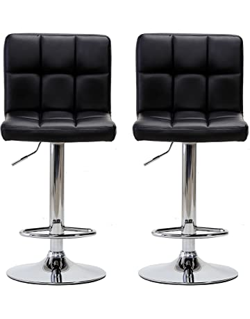 49e14de7b942 Amazon.co.uk  Barstools - Home Bar Furniture  Home   Kitchen