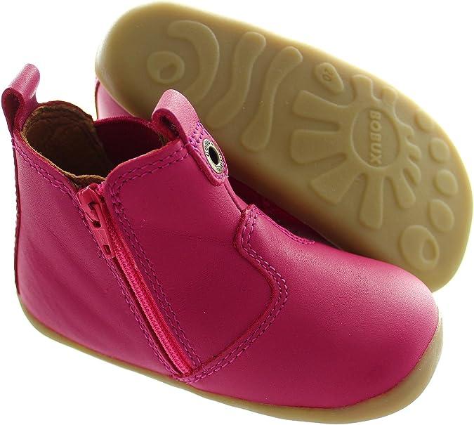 Bobux Step Up Jodphur Boot, Chaussures souples pour bébé (fille) rose rose   Amazon.fr  Chaussures et Sacs 29fbaff652a8
