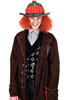 elope Disney's Alice Through the Looking Glass Safari Mad Hatter Hat