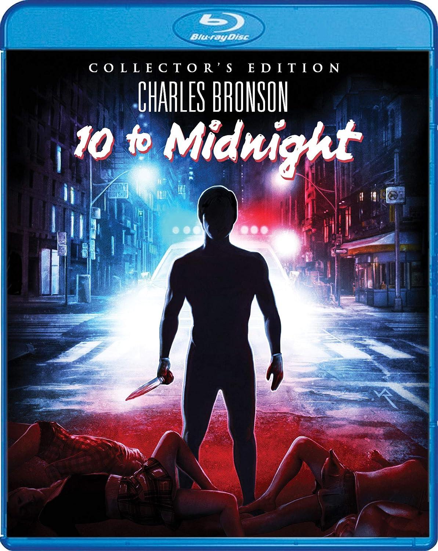 10 to Midnight [Blu-ray] Charles Bronson Lisa Eilbacher Andrew Stevens Gene Davis