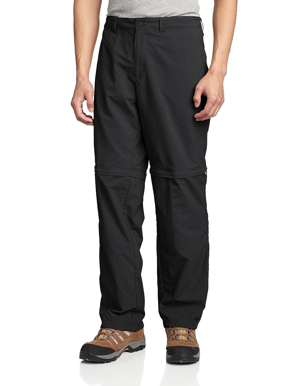 Mountain Hardwear Mens Convertible Pants 34 GRAY Mountain Hardwear Men/'s Convertible Pants 34 GRAY OM6553