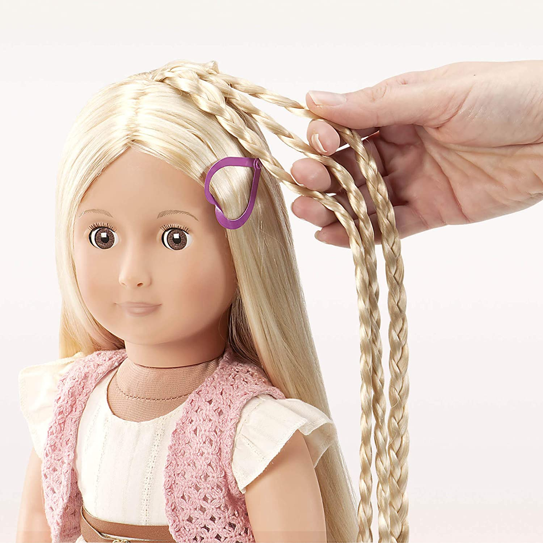 Notre génération Pia hairgrow doll