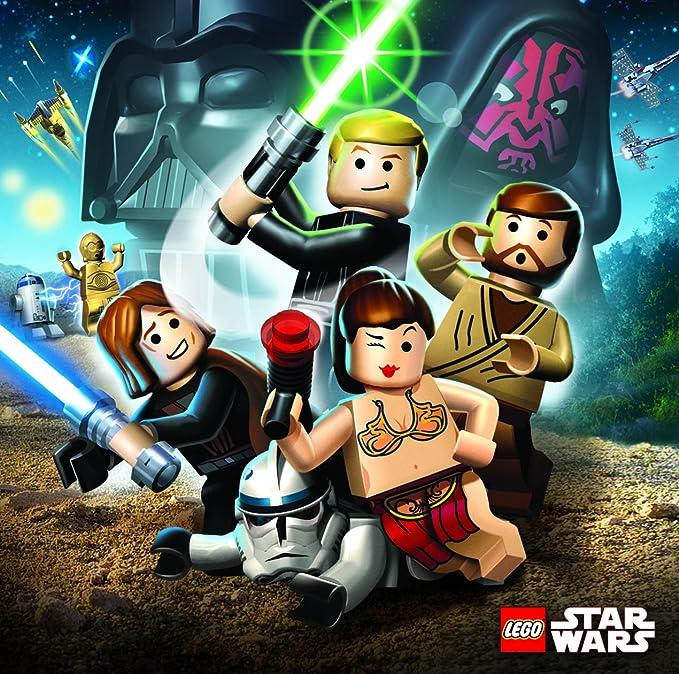 Lego LS005 Star Wars - Tarjeta de felicitación de cumpleaños ...