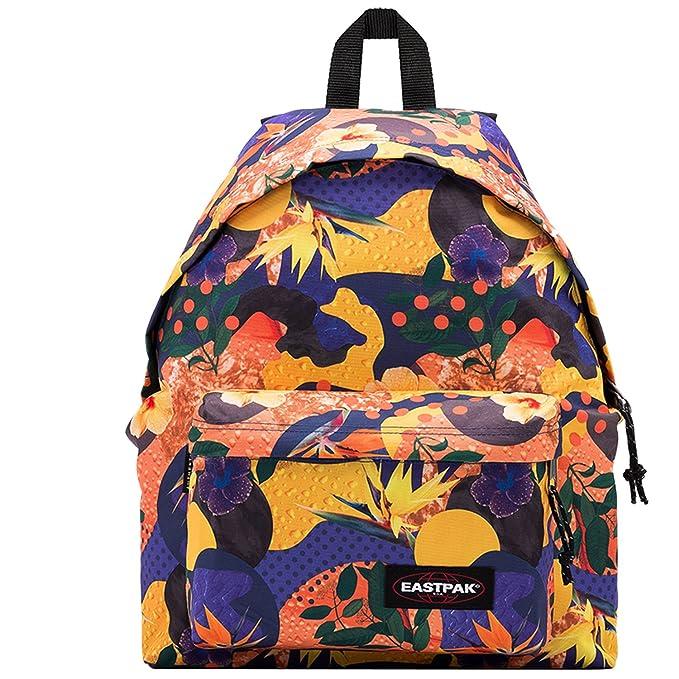 Eastpak Padded Pakr Mochila Tipo Casual, Diseño Orange World, 24 litros, Color: Amazon.es: Equipaje