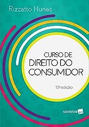Curso de direito do consumidor - 13ª edição de 2019