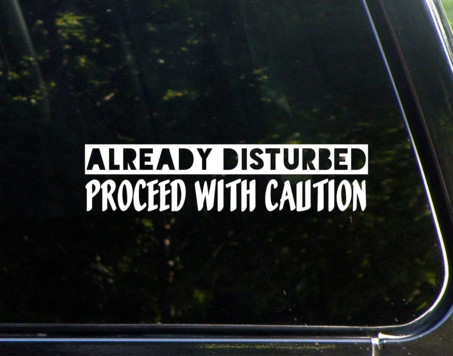 Disturbed Band Vinyl Decal Sticker BUY 2 GET 1 FREE Choose Size /& Color