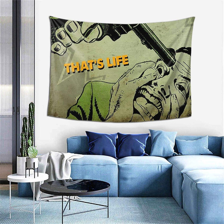 Hbokink Agnostic Front Modern Colorful Tapestry Beach Blanket College Dorm Home Decor (60