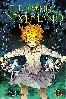 Amazonfr The Promised Neverland 5 Kaiu Shirai Posuka Demizu