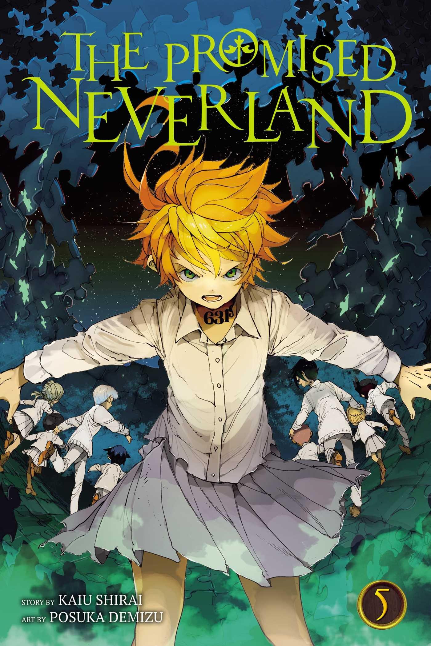Hasil gambar untuk The Promised Neverland