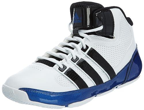 Adidas Daily Double Team Sneaker Basketballschuhe weissblau