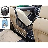 Car Cache - Handbag Holder: Car Purse Storage & Pocket (for Smaller Items) - Helps as Dog Barrier, Too! Original…