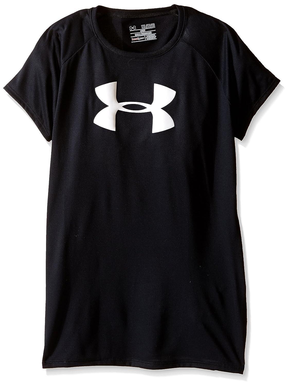 Under Armour Girls' Big Logo T-Shirt Under Armour Apparel 1274443