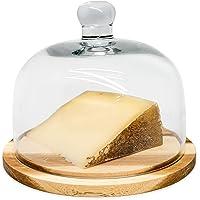 Nerthus FIH 548 Quesera con Tapa De Cristal