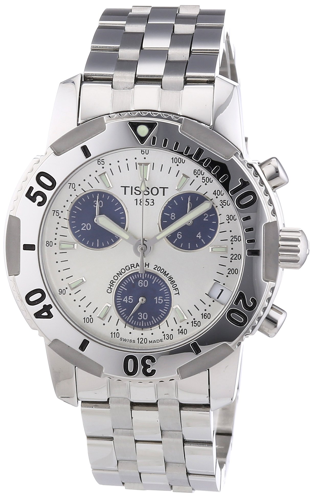 Tissot Men's T17148634 PRS200 Chronograph Watch