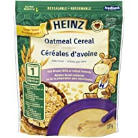 HEINZ Oatmeal Cereal - No Milk, 6 Pack, 227G Each
