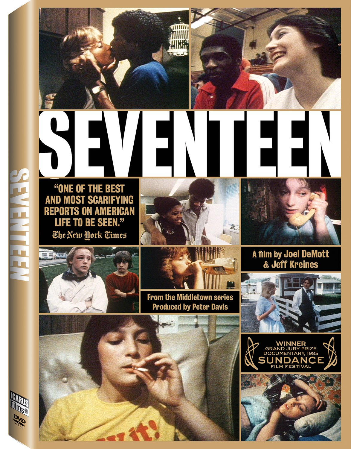 Amazon com: Seventeen: Documentary, Joel DeMott, Jeff