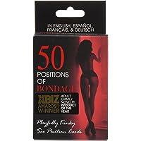 Kheper - Cartas 50 Posiciones de Bondage