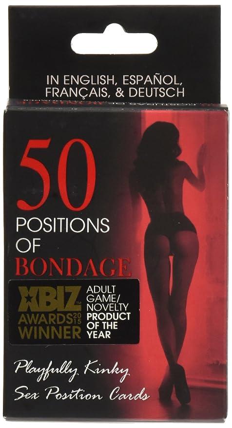 Kheper - Cartas 50 Posiciones de Bondage: Amazon.es: Salud y ...