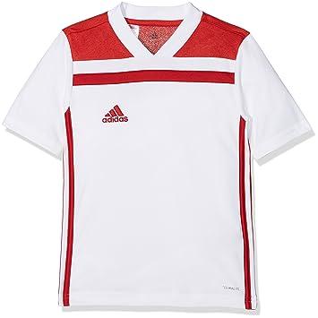 adidas Regista 18 JSY Camiseta de Equipación, Niños: Amazon.es: Deportes y aire libre