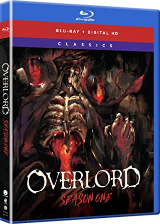 Amazon com: Overlord: Season One [Blu-ray]: Chris Guerrero