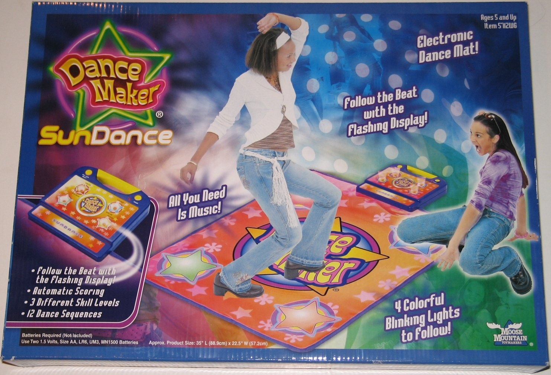 Dance Maker Dance Mat by kidconnection